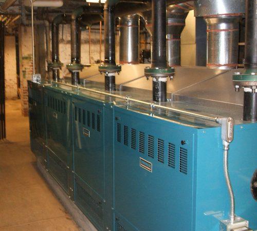 St Francis boiler Series 5